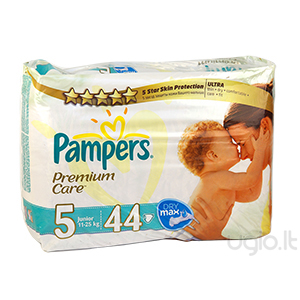 "Pampers ""Premium care"""