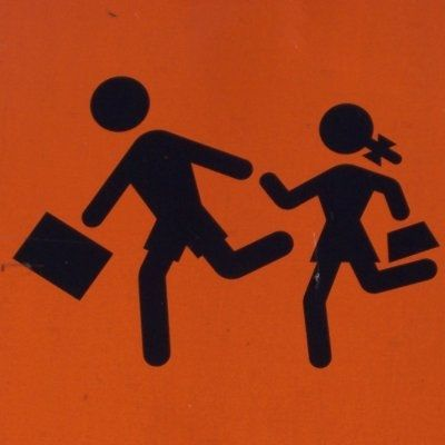 Vaikai bėga iš mokyklos