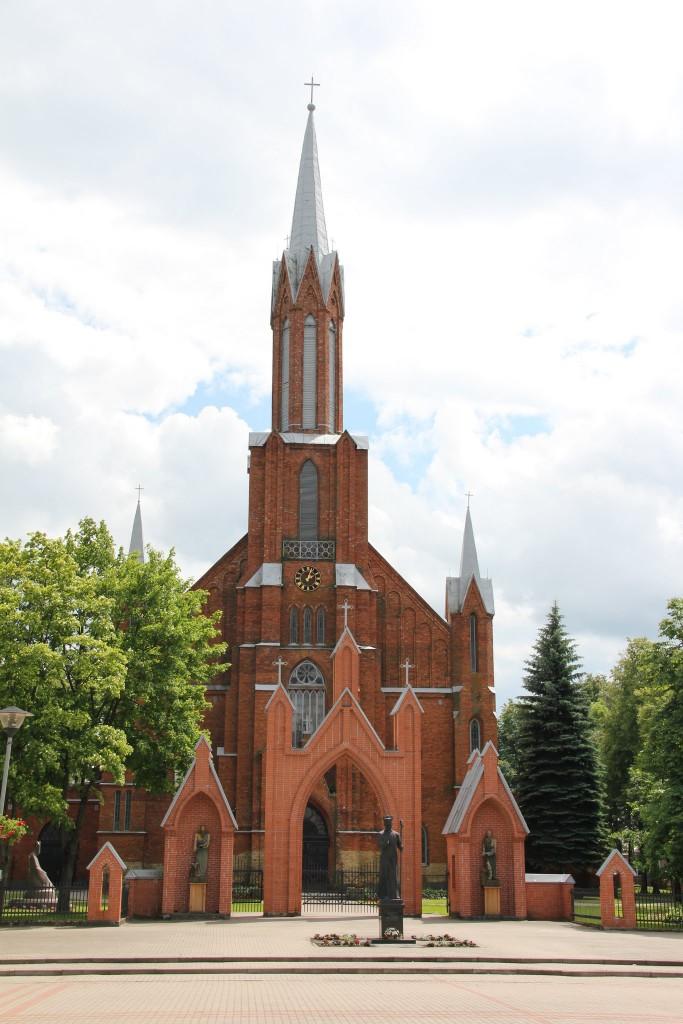 Kaišiadorių tikinčiųjų pagrindiniai maldos namai
