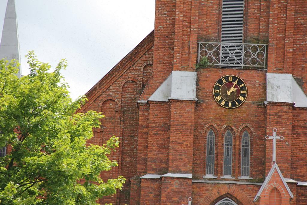 Bitutės skrenda bažnyčion