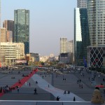 La Defense. Panorama.