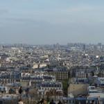Paryžius. Panorama.