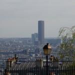 Paryžius. Panorama