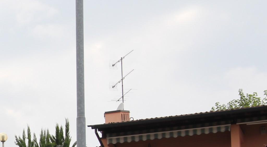 Pirma antena