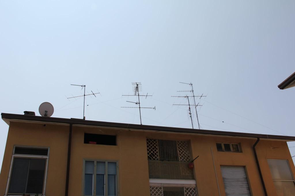 Daugiau butų name - daugiau antenų
