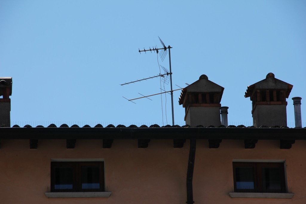Decimetrinės antenos