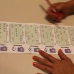 Bingo bilietai