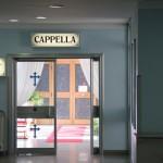 Decenzano ligoninės koplyčia.