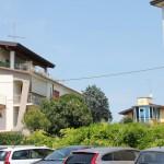 Italijos kurortinio miestelio miegamieji rajonai