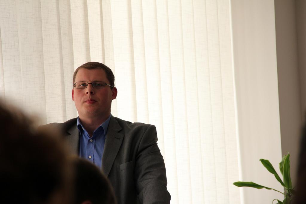 Svaigedas Stoškus kalba apie paveldosaugos problemas