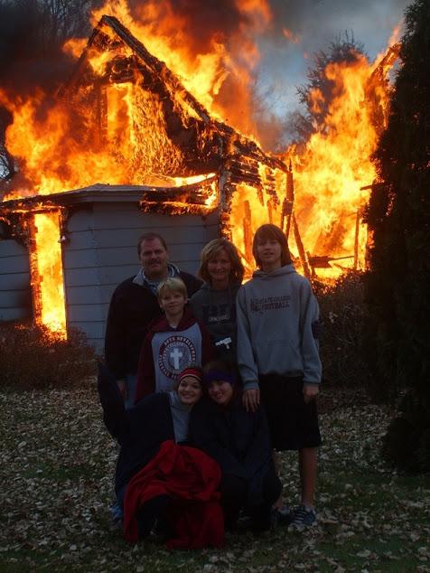 Šeimos nuotrauka.