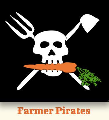 Ūkininkai piratai
