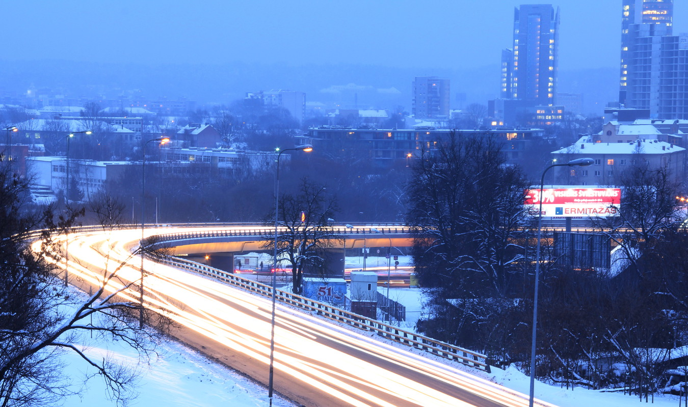 Mano kasdieninis Vilnius II