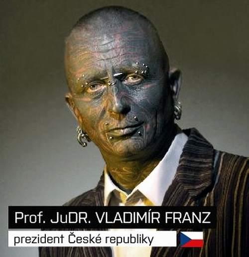 Šitas bičas gali būti Čekijos prezidentu. Ačiū Aurelijui Katkevičiui už fotkės parodymą.