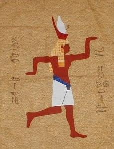 Egipto dėdė šoka skliaustelius