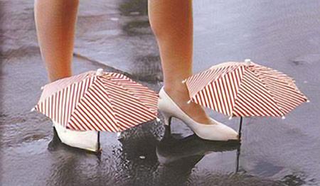 Batų apsauga nuo kažko... Gal nuo saulės?