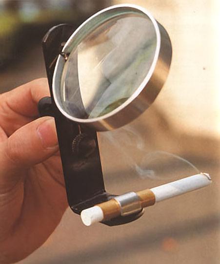 Cigaretės užkūrėjas