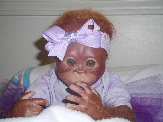 Tai yra lėlė.