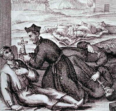 Šiame piešinyje matomas viduramžių medicinos efektyvumas.