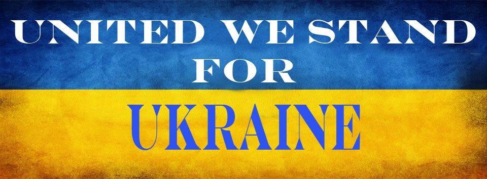 Už Ukrainą!