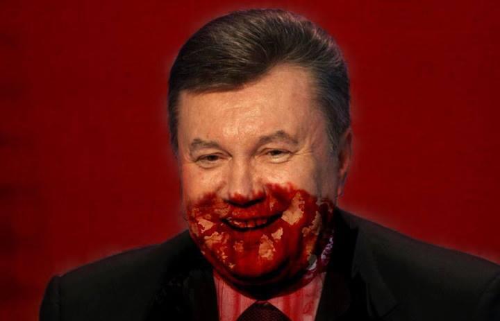 Kruvini įvykiai Ukrainoje