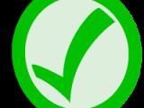 Symbol_kept_vote_Green