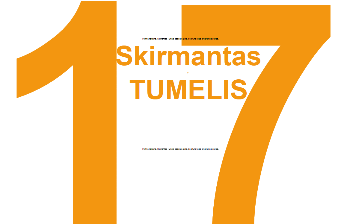 Skirmantas Tumelis #17