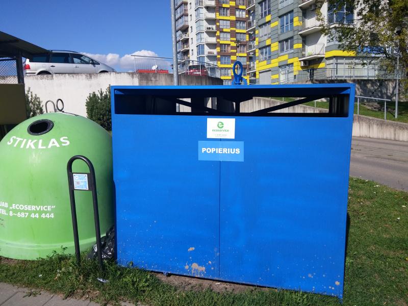Schema #31. Vilniaus atliekų tvarkymas.
